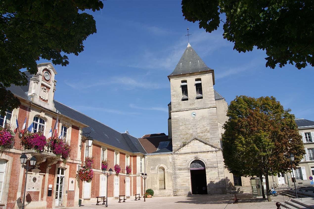 Lagny-sur-Marne - Mairie