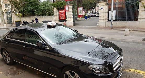 Compagnie de taxi conventionné à Béziers